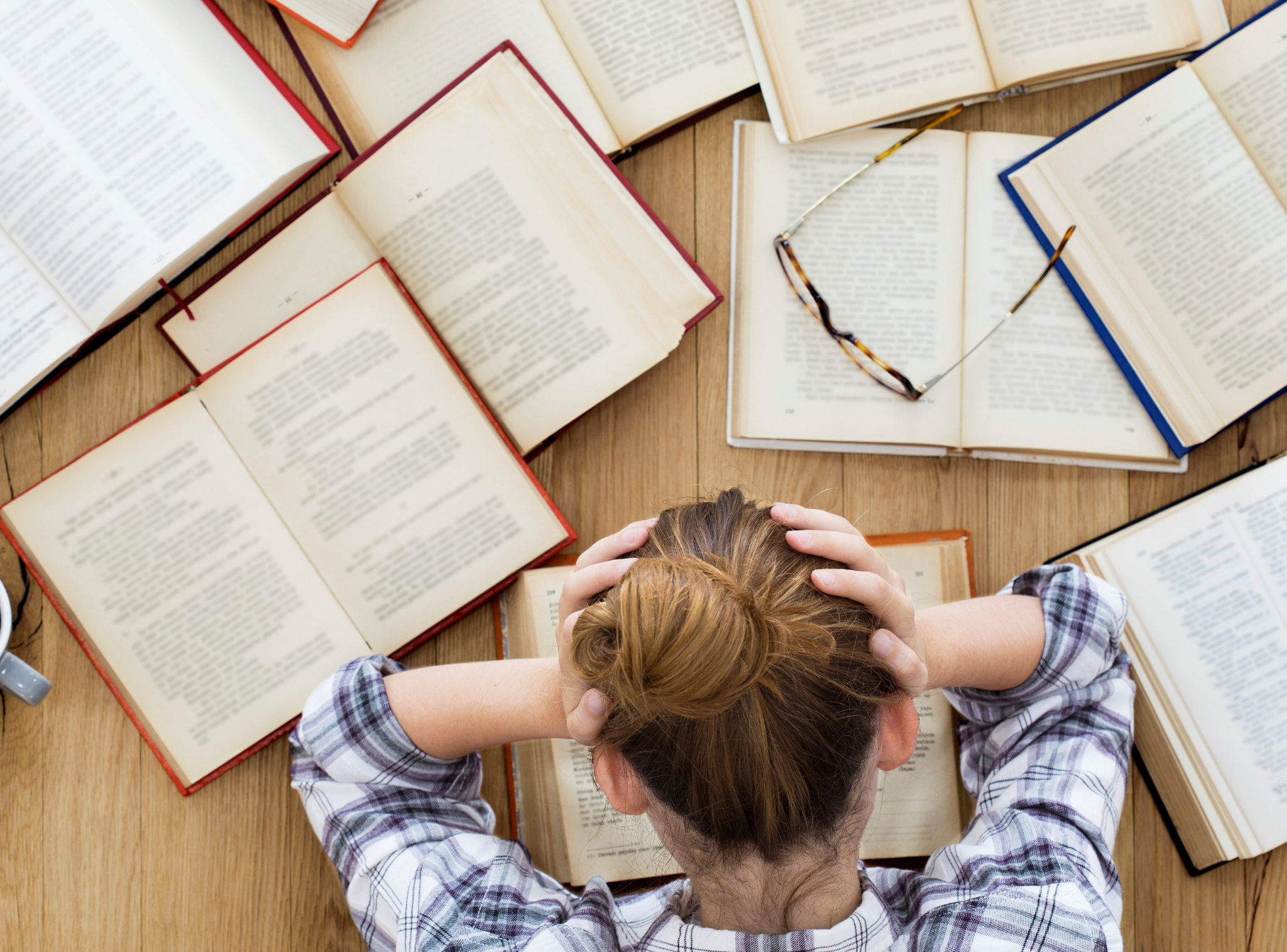 Academic Burnout – How do you switch off?